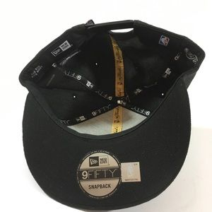 New Era Accessories - New Era 950 SnapBack Black nba finals hat 🧢 OSFA 1cf29de3d982